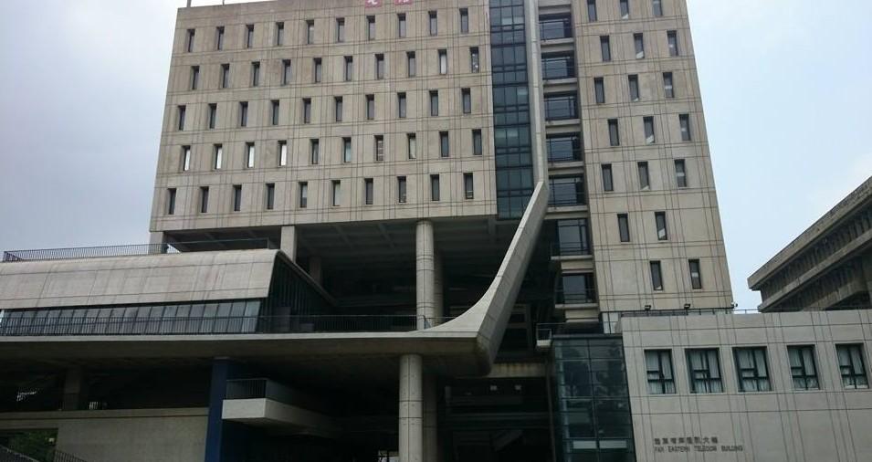 元智大学の建築