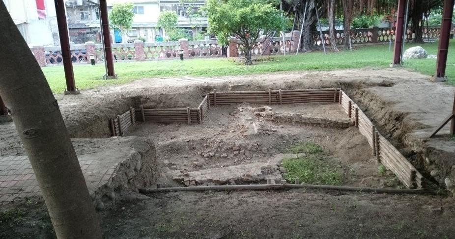 安平古堡遺跡