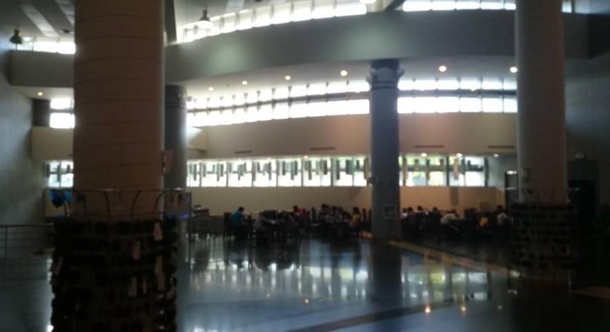 台湾文学館カフェ