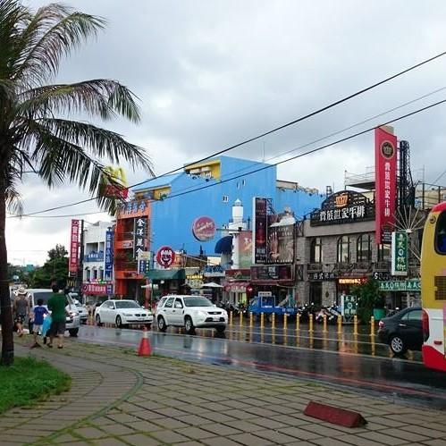 【台湾一周37日目】高雄からバスで台湾最南端「墾丁」へ向かう