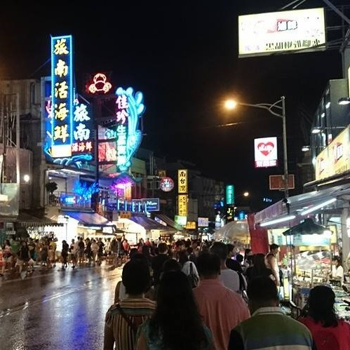 【台湾一周37日目】墾丁のメインストリートを歩く(墾丁大街)