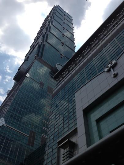 台北101 エリア