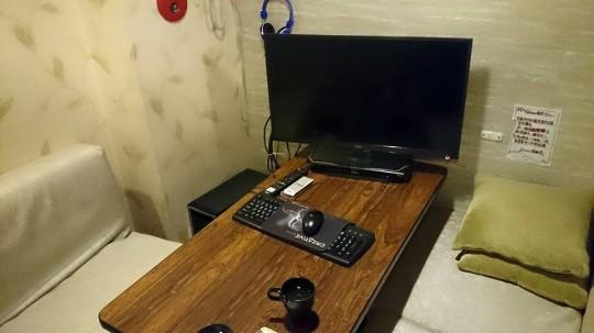 台北でネットカフェ難民をしていた頃に利用したお店「Qtime」