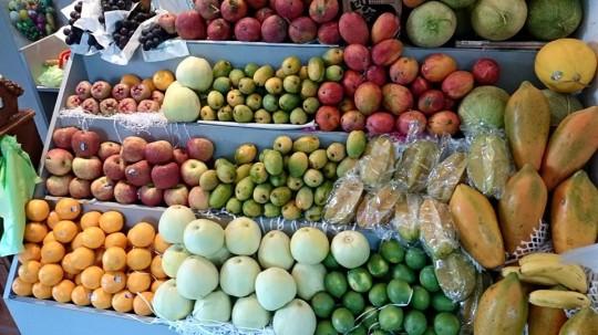 莉莉水果店フルーツ