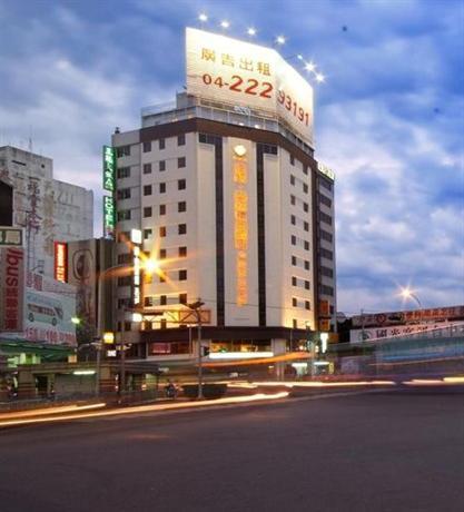 【台湾台中】おすすめホテルと観光エリアをまとめました!