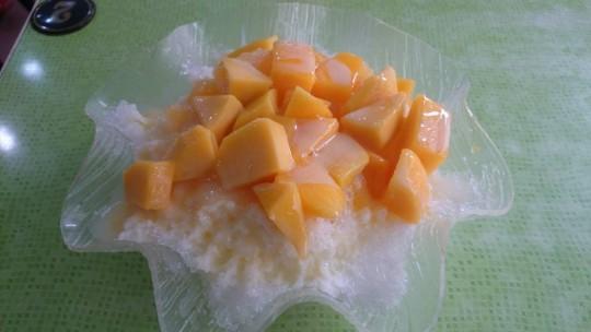 冰讚(ビンザン)のマンゴーかき氷は期間限定!今年も営業開始したので食べてきました