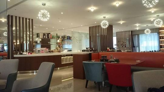 高雄インターナショナルプラザホテルのカフェに行ってきた【高雄空港】