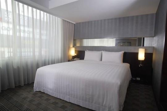 台北 ホテル ジム