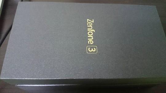 【レビュー】ZenFone 3を台湾で購入してみた。ZenFoneシリーズの性能も全て比較