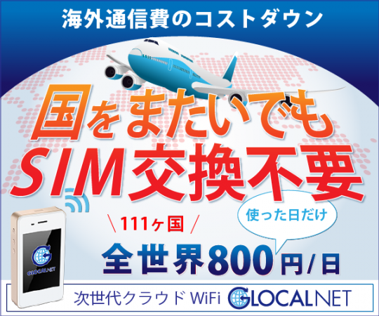 GLOCALNET250-250(500-500)
