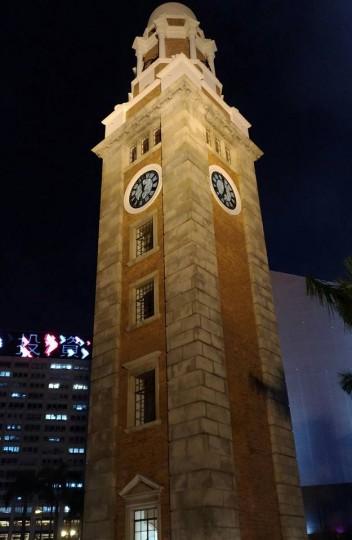 時計塔 香港