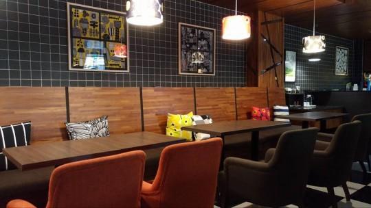 高雄駅周辺ホテルのおすすめカフェ2選。宿泊客でなくても利用可能