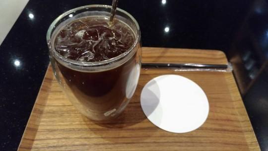 ジャストスリープ・カフェのコーヒー