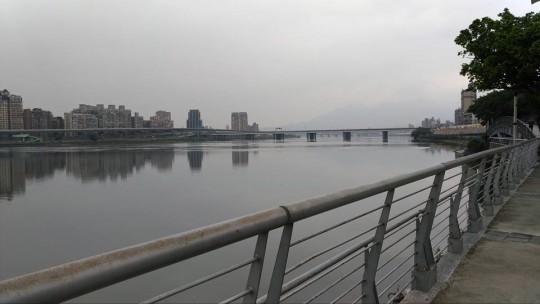 延平河浜公園はランニングなどの運動・エクササイズにおすすめの公園【台北 西門】