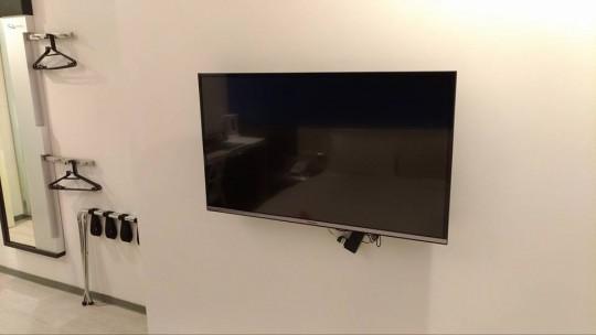 シティインホテルのテレビ