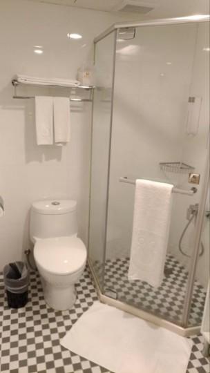 シティインホテルの浴室・トイレ
