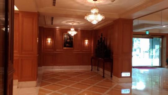 ロイヤルシーズンズホテル北投の館内