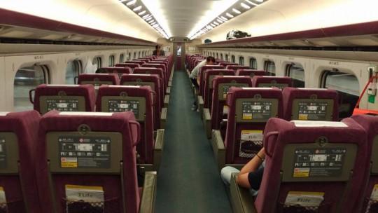台湾新幹線(台湾高速鉄道)の時刻表・乗り方・予約方法まとめ