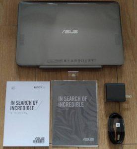 【レビュー】ASUS TransBook(T101HA)【Amazon限定版】