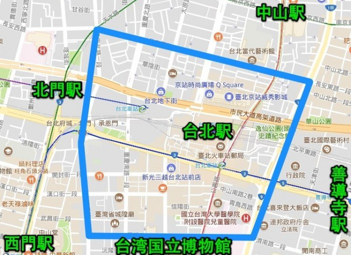 台北駅周辺のホテルまとめ!台北駅の全ホテルからランク別に人気ホテルを厳選して紹介