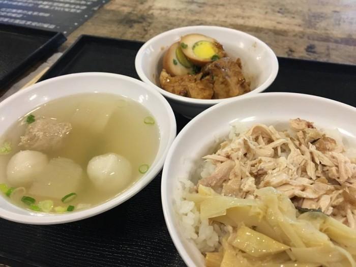 神農市場 花博公園 台湾料理
