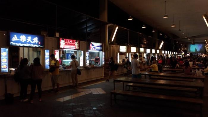 神農市場 花博公園 異国料理