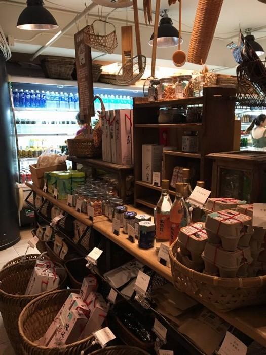 神農市場(MAJI Food & Deli) 店内