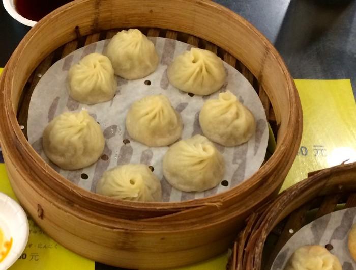中正記念堂に行ったら立ち寄りたい、台北のおすすめ小籠包店「杭州小籠湯包」