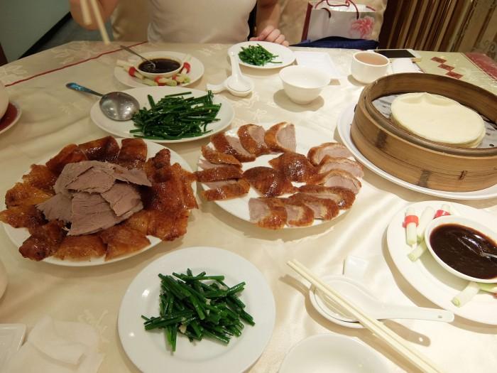 2人以上がおすすめ!台北で広東ダックが食べられるお店「龍都酒樓」