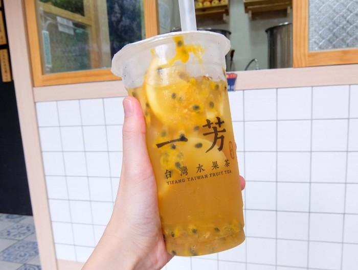 フルーツティーが激ウマ!台北でおすすめのドリンクスタンド「一芳」