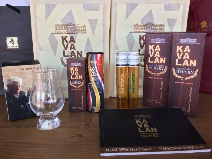 台湾土産に新たなジャンル誕生!世界初の南国産ウイスキー『KAVALANカバラン』