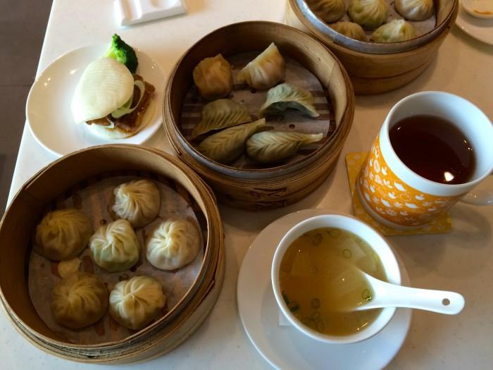 台湾女子一人旅におすすめ!気軽に立ち寄れる小籠包カフェ『金品茶語キンピンチャーユ』