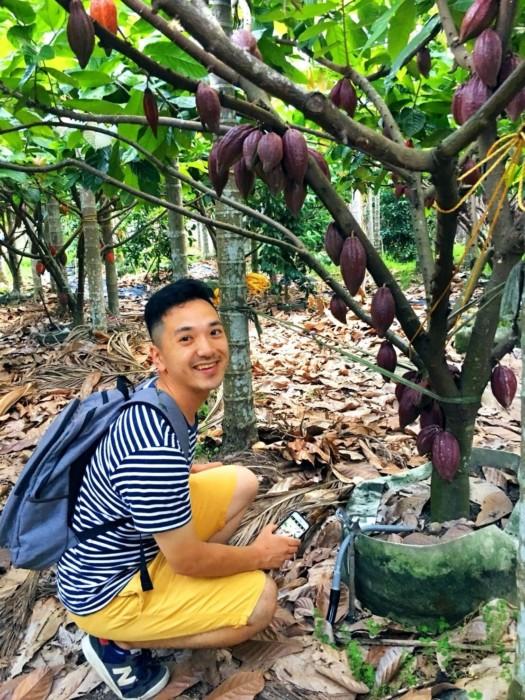 台湾産カカオの特徴・歴史・展望と、MEILI COFFEEの活動を紹介!